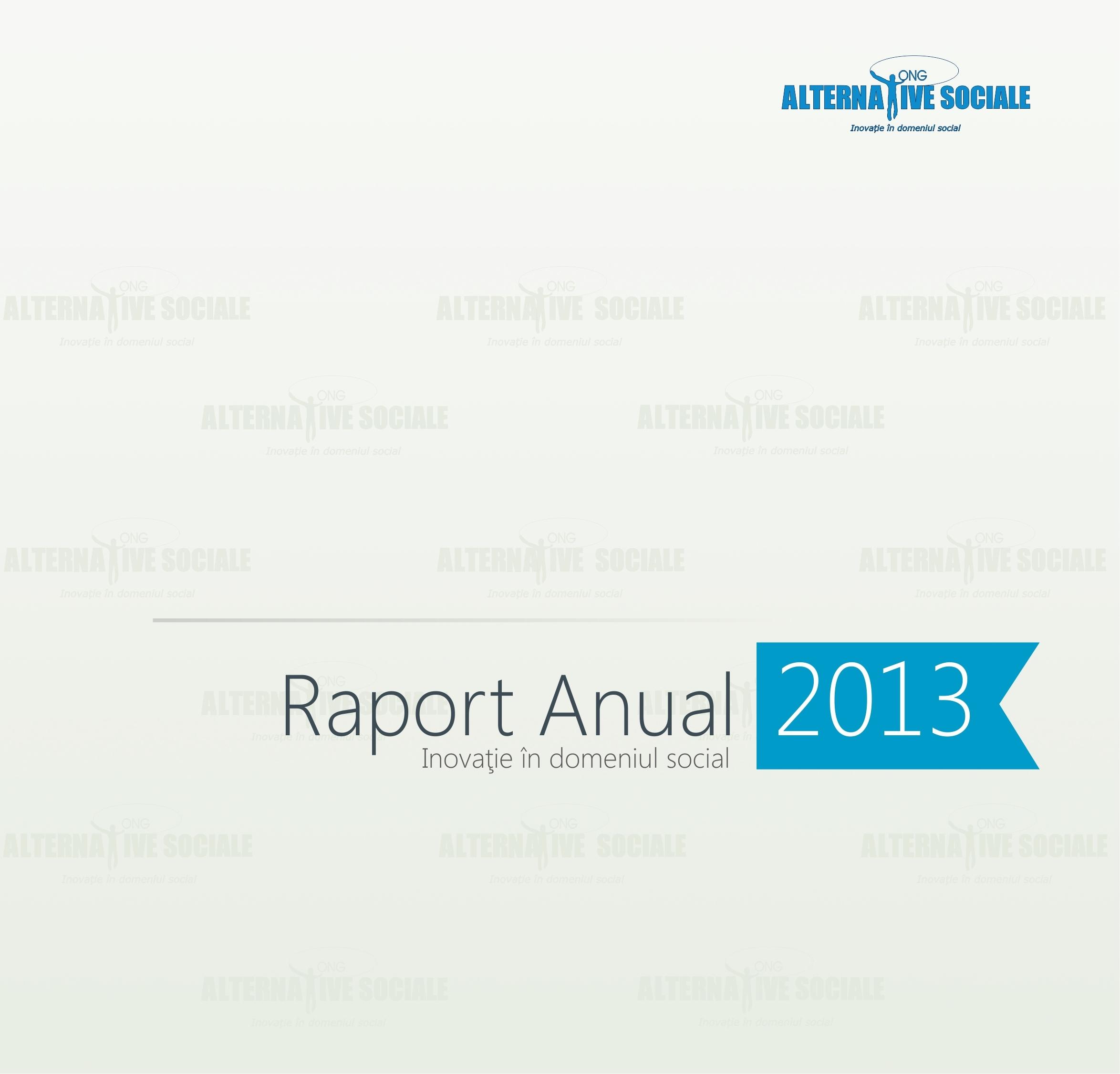 Raport anual 2012