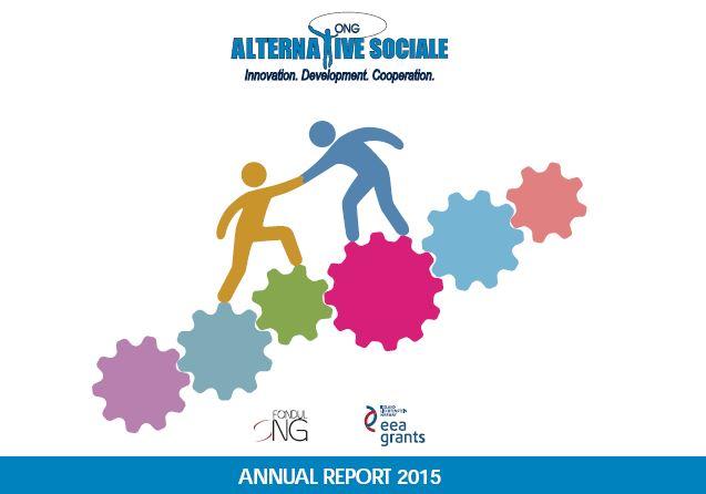 Raport anual 2015