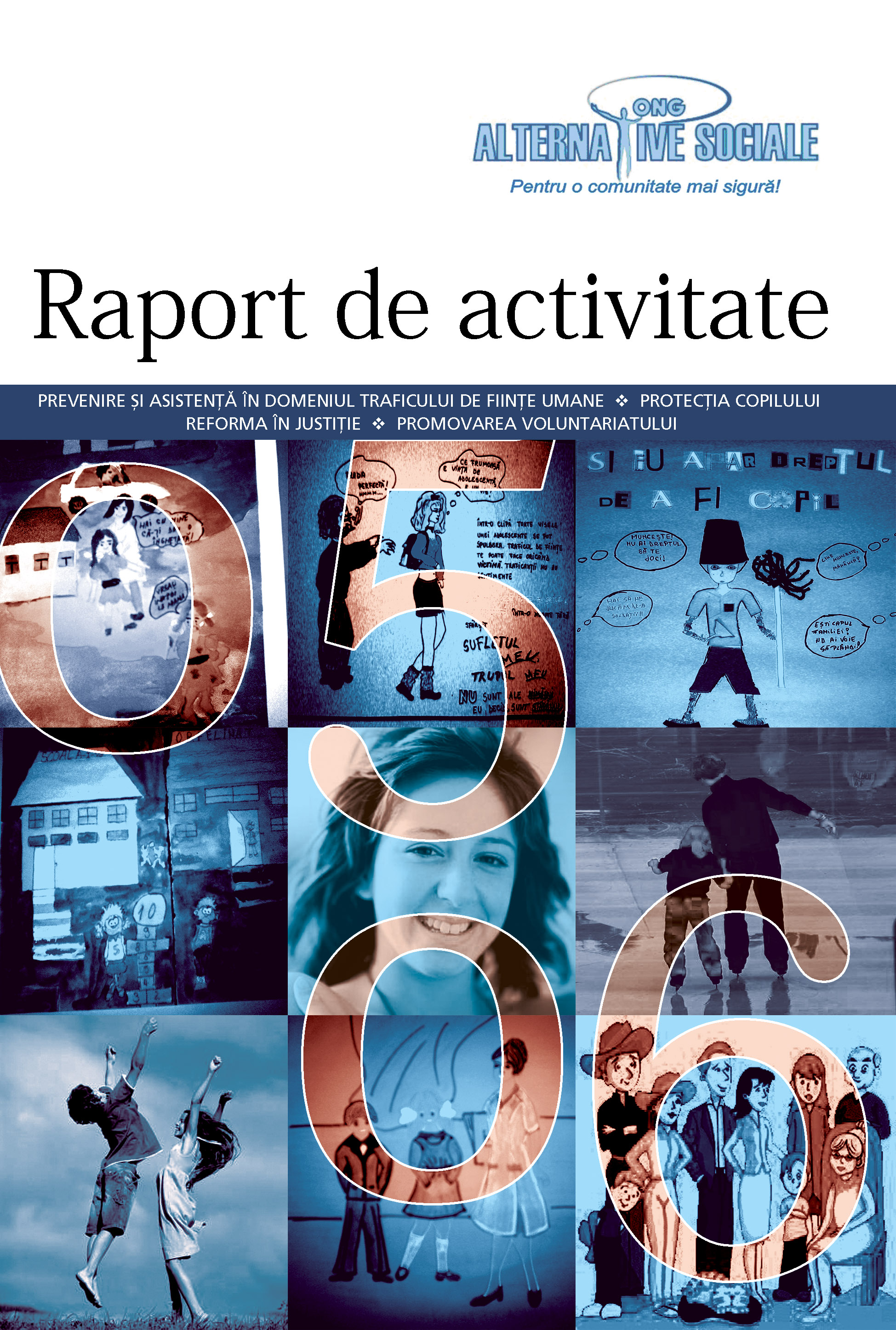 Raport anual 2005-2006