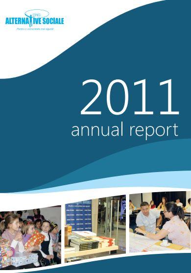 Raport anual 2011