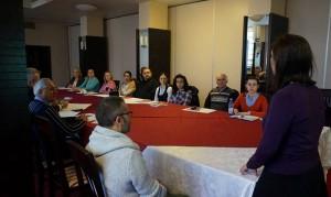 Întâlniri cu reprezentanți ai serviciilor publice locale și din mediul de business