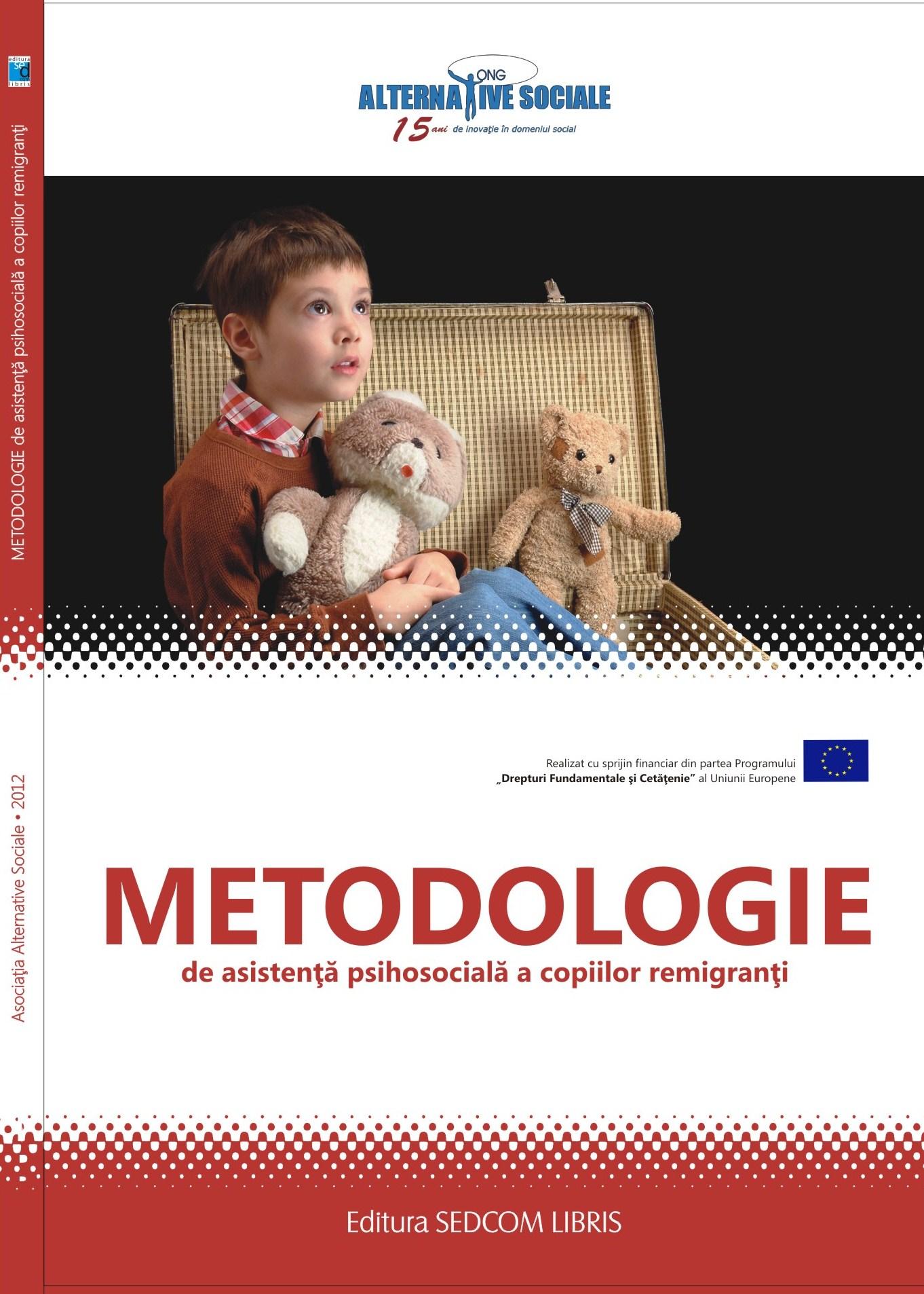 coperta metodologie RCR