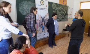 Despre detenția și comunitatea lui Ionuț - teatru forum