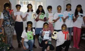 Copiii din centrele rezidențiale învață să își gestioneze emoțiile